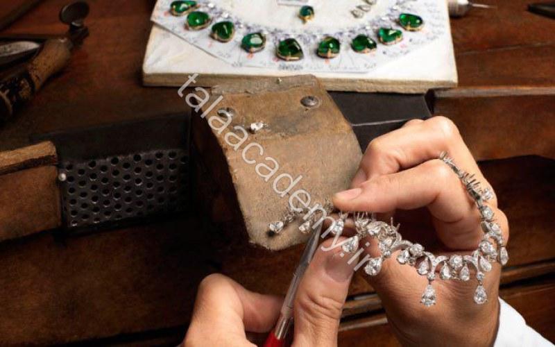 طلا و جواهر سازی