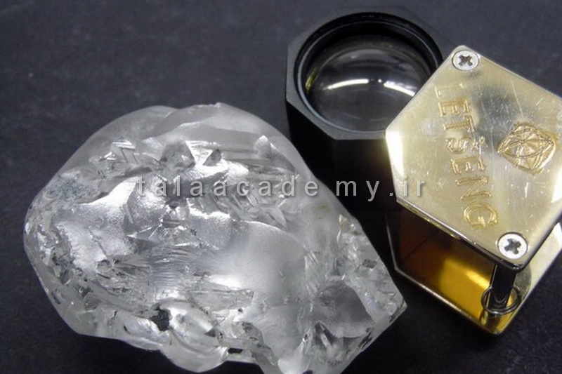 آموزش تراش الماس